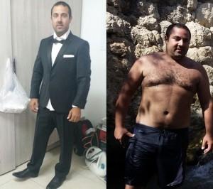 אבי לפני ואחרי